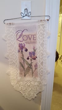 Lace Wall Decoration