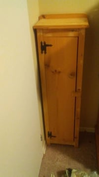 Solid pine unfinished cabinet Peterborough, K9J 7T3