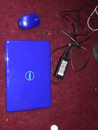 Blue hp laptop with ac adapter Washington, 20032