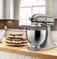 NEW KitchenAid Classic Plus Stainless Stand Mixer Sealed Knoxville, 37922