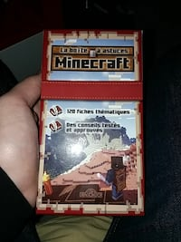Carte à collectionner Minecraft