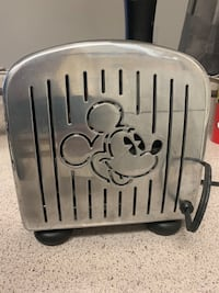 Villaware Classic Mickey Mouse Toaster