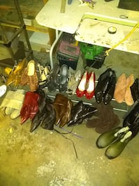 Assorted womens shoes Edmonton, T6A 3N5
