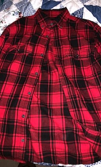 Dope Red Flannel size: SMALL