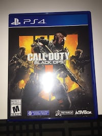 Call of Duty Blacks Ops 4  Mississauga, L5C