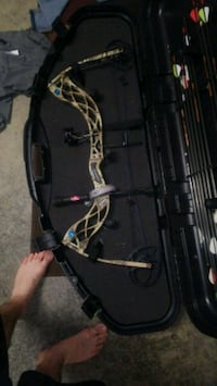 black and brown compound bow Calvert County, 20629
