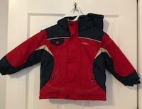 24M Baby winter jacket Maple Ridge