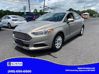2015 Ford Fusion for sale Edgewood