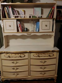 Antique French dressers