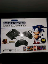 Genesis Classic Game Console