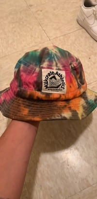 Milkcrate bucket hat New York, 11212