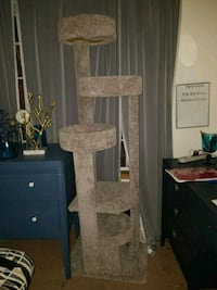 Cat tree ( 4 months old) 6ft Seattle, 98146