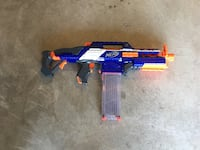 Nerf N-Strike Rapidstrike CS-18 Blaster Virginia Beach, 23464