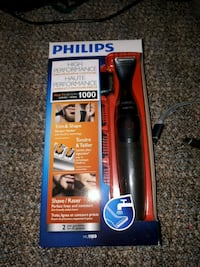 Phillips hair trimmer/ shaver  Surrey, V3W 2N6