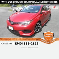 2016 Scion iM Stafford, 22554