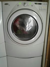 Whirlpool duet dryer.