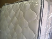 New queen mattress set Austin