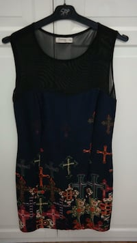 Stradivarius dress size M  7352 km