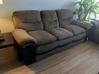 Cedar Brown Couch