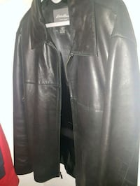 Black leather jacket Dartmouth, B3A 0A9