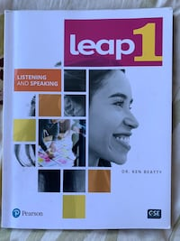 Leap 1 listening and speaking