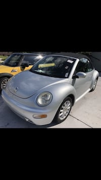 2005 Volkswagen Beetle Convertible  Fort Myers