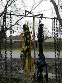 Harneses and 20 ft. Chaines- 20.00 ea. South Houston, 77587