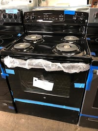 Gas stove new GE self cleaning 6 months warranty