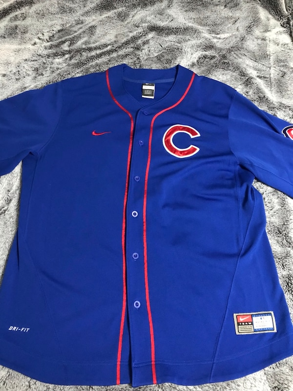 new product f1d24 89082 Chicago Cubs Jersey (Large)