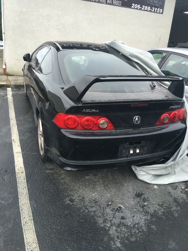 Used 2006 Acura Rsx Type s Part Out for sale in Federal Way - letgo