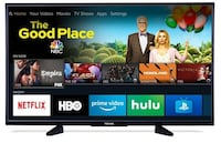 (NEW) Toshiba 50-inch 4K Smart LED TV - Fire TV Edition Rockville