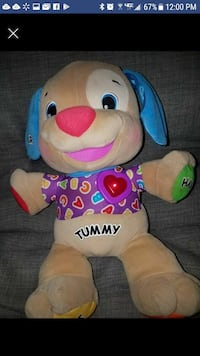 Fisher-Price Laugh&Learn puppy 38 km