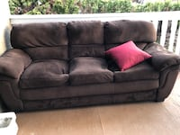 Still available  Couch & love seat Kelowna, V1P 1C1