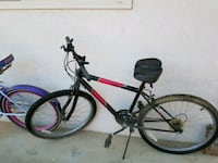black and red hardtail mountain bike Bakersfield, 93309