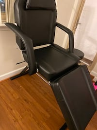 Massage bed  , Salon and Spa ,facial chair