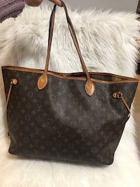 Louis Vuitton Neverfull GM Surrey, V4N 5N7