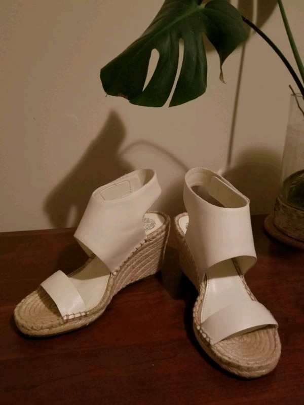 Unworn Vince Camuto Wedges, Size 6.5