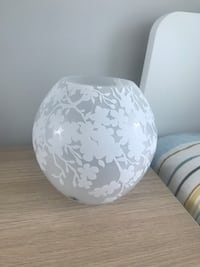 Ikea table lamp, cherry-blossoms white Richmond Hill, L3T 7Y1