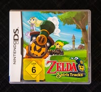 Zelda - Spirit Tracks (DS) Bötzingen, 79268