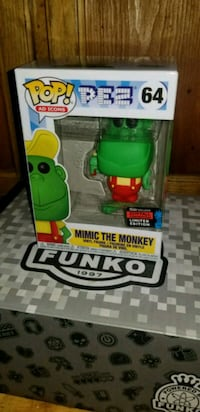 Mimic the monkey (pez) NYCC exclusive funko pop (FIRM PRICE) Toronto, M1L 2T3