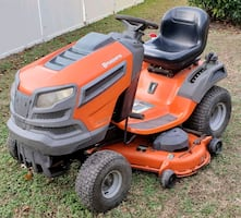 Husqvarna 24K48 Riding mower