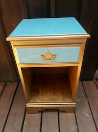 Custom Nightstand/End Table Culver City