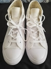 white Converse All Star high-top sneakers Pasadena, 77503