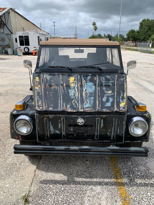 Volkswagen Thing For Sale >> 1974 Volkswagen Thing