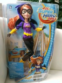 DC Supergirls doll 3737 km