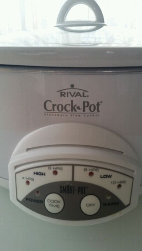 Crock-Pot slow cooker 06eddfd3-6bdf-4410-9940-e52d2112117e