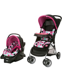 Carseat & Stroller Set