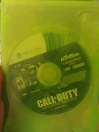 Xbox 360 Call of Duty Advance Warfare disc with case Knoxville, 37920
