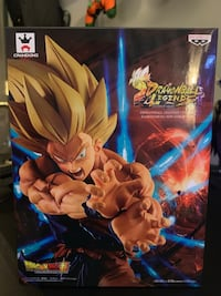Dragon Ball Anime Figure Goku Woodbridge, 22193
