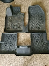 Jeep Renegade Mopar floor mats Washington, 20002